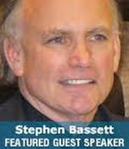 Stephen Bassette, Featured Guest Speaker