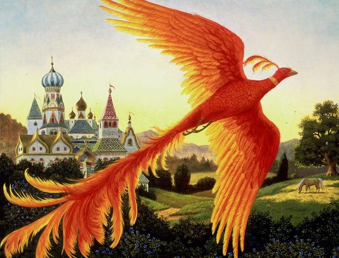 картинки царь птица даже страна, королевство