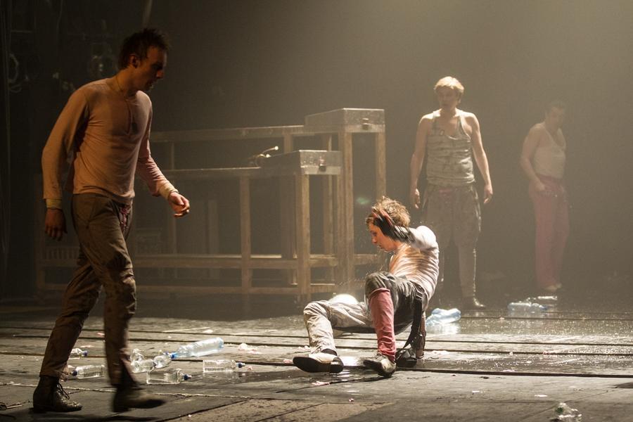 Ромео и Джульетта в Могилеве