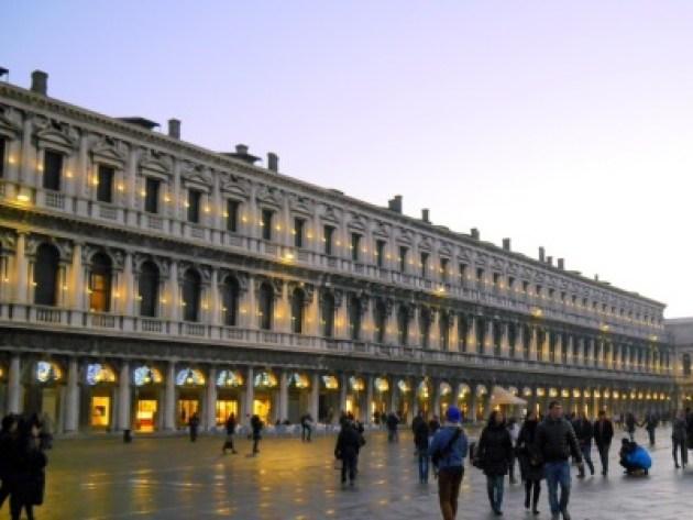 Старые и Новые прокурации Венеция
