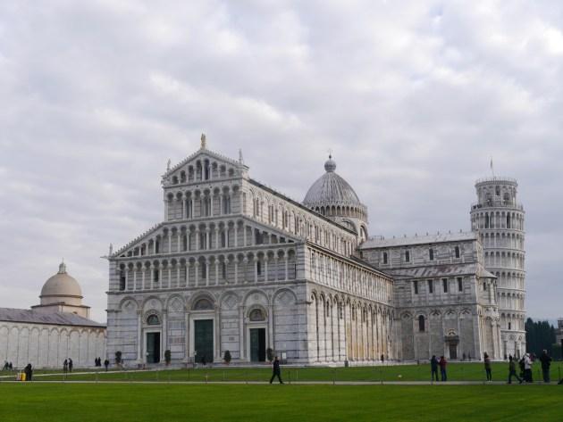 Достопримечательности Италии Пиза