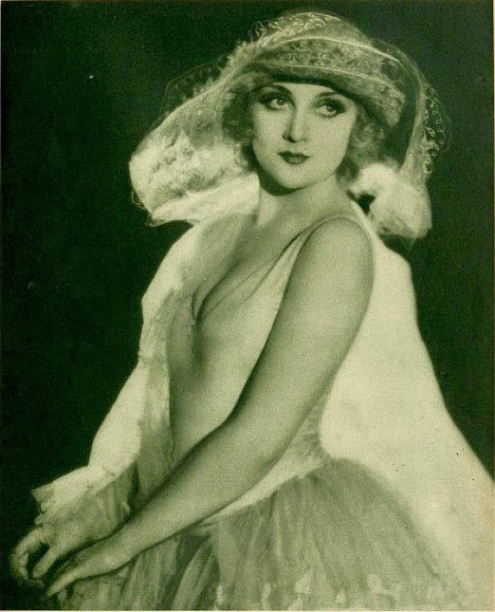 carole lombard 1929 magazine photo