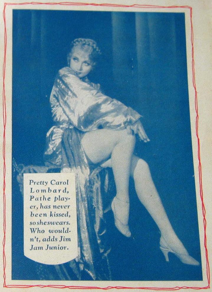 carole lombard jim jam jems nov 1929 large