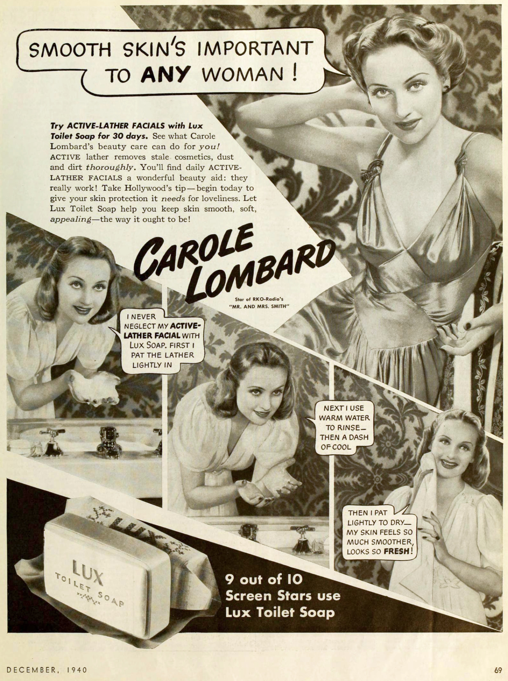 carole lombard lux photoplay dec 1940a