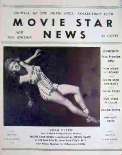 movie star news 1951a