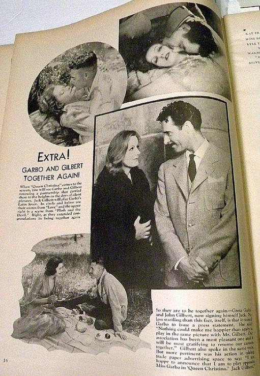 movie classic oct 1933 queen christina large
