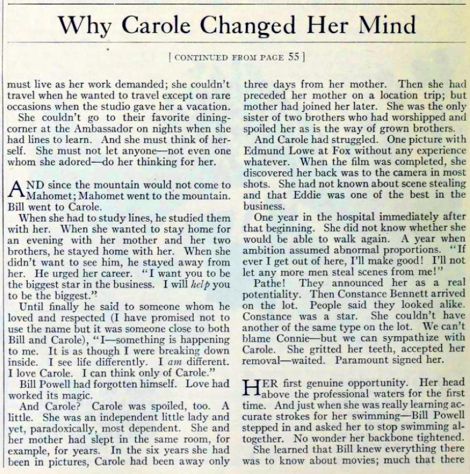 carole lombard photoplay sept 1931 why carole changed her mind 01a