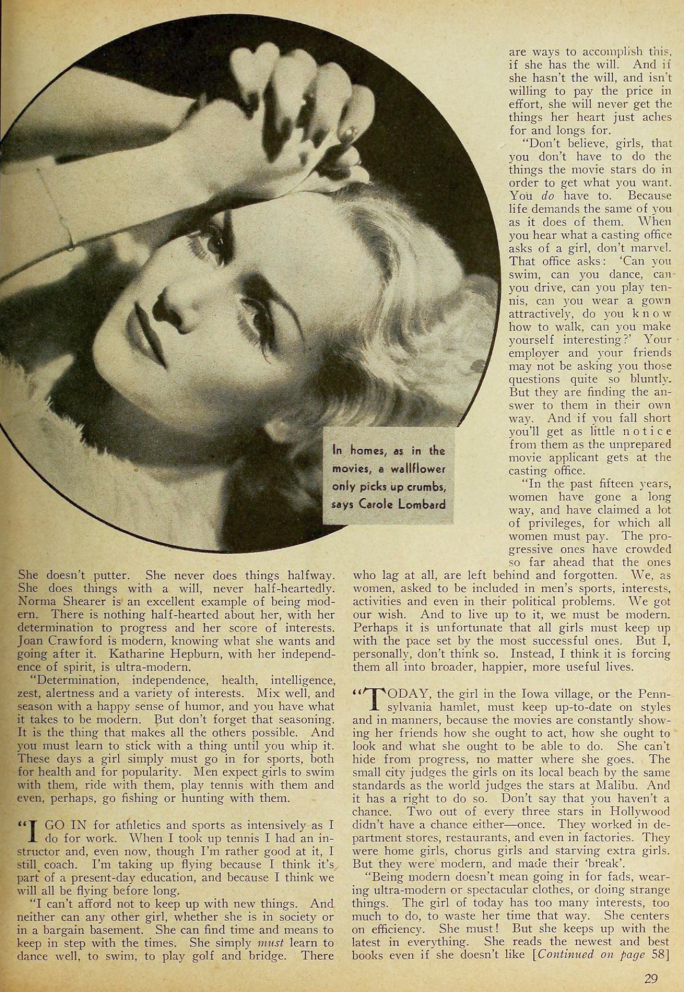 carole lombard motion picture aug 1935 be modern 01a