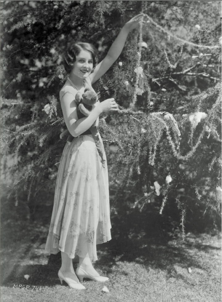 christmas norma shearer 00a