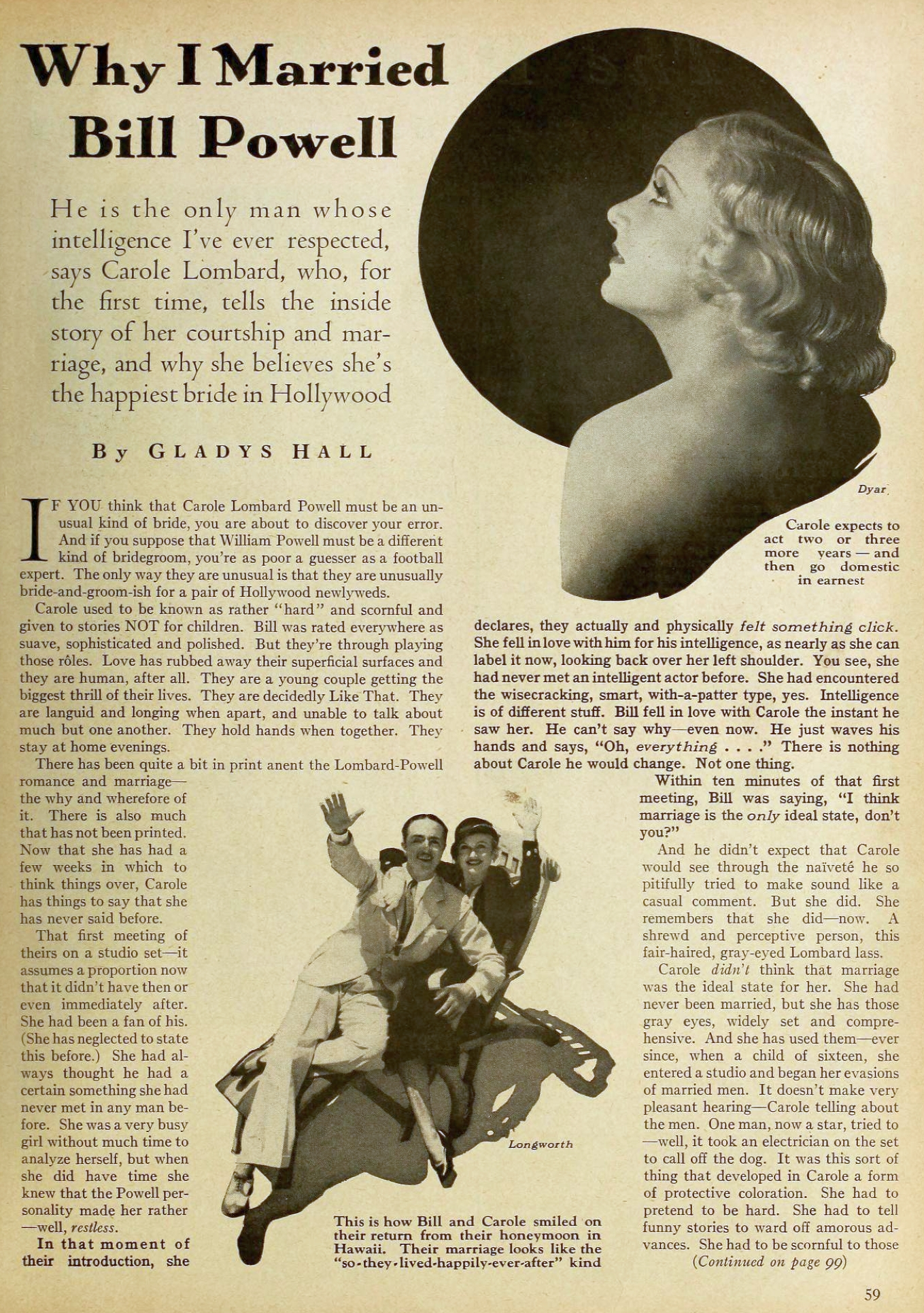 carole lombard motion picture december 1931 why i married bill powell 01a