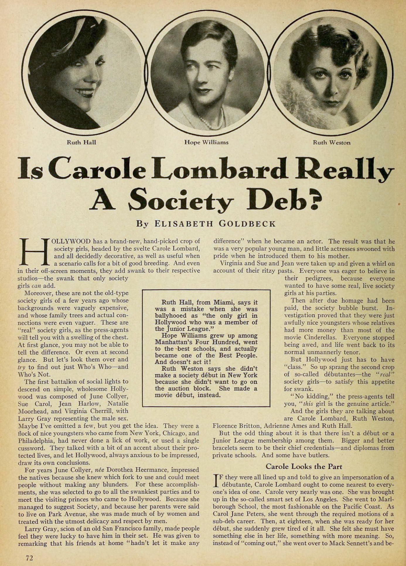 carole lombard motion picture jan 1932 society deb 00a