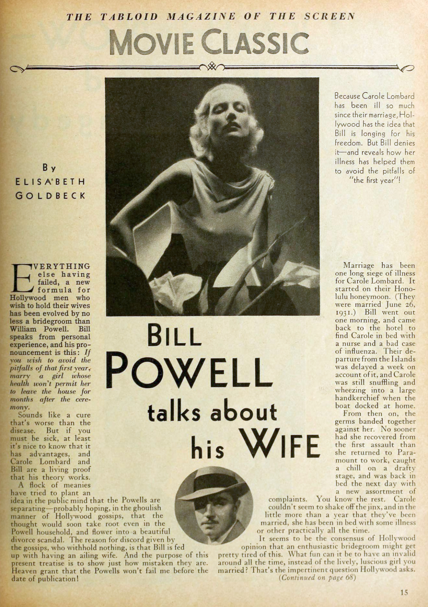 carole lombard movie classic november 1932 william powell 00a