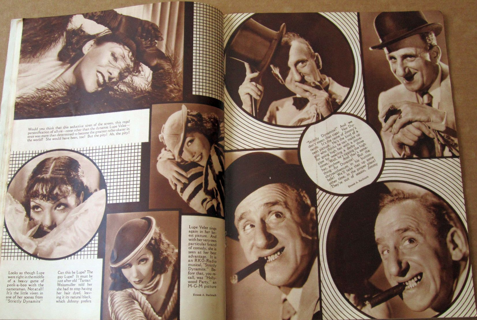 shadoplay june 1934 lupe velez jimmy durante 00a
