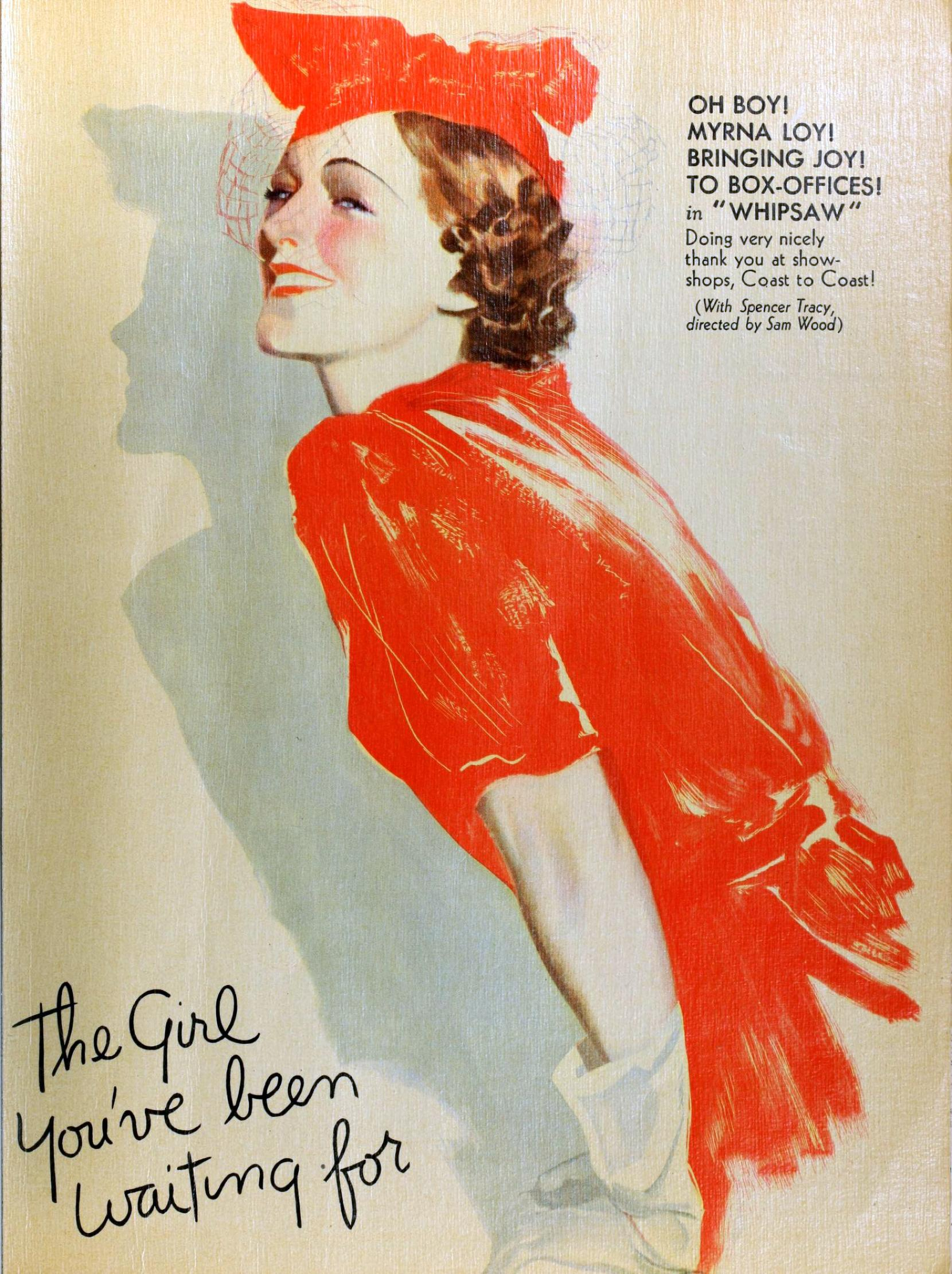 myrna loy film daily 010736a