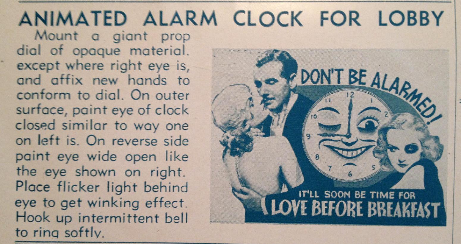 carole lombard love before breakfast pressbook 05a