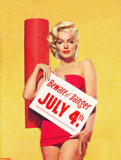 july 4 marilyn monroe