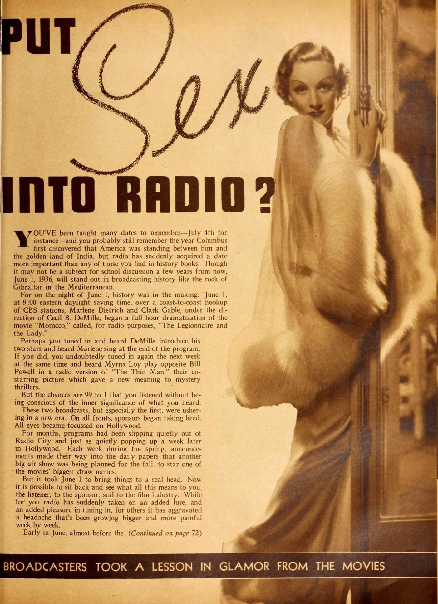 radio mirror september 1936ba