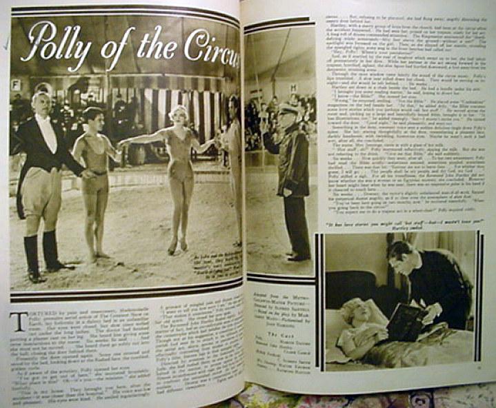 screen romances april 1932ca