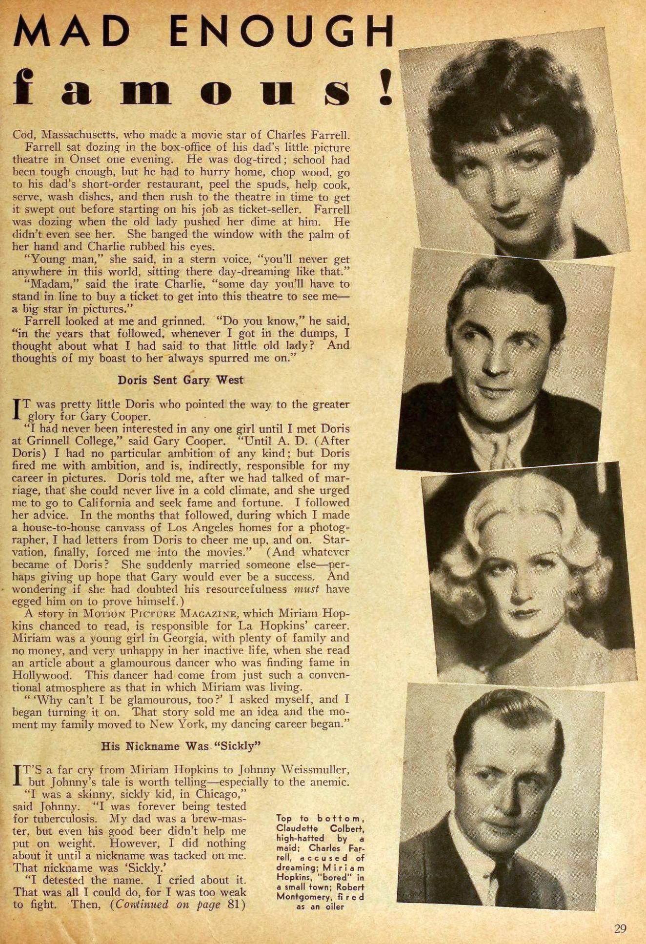 carole lombard motion picture february 1935ba