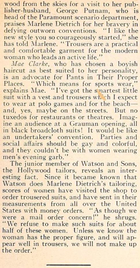 carole lombard movie classic may 1933ia