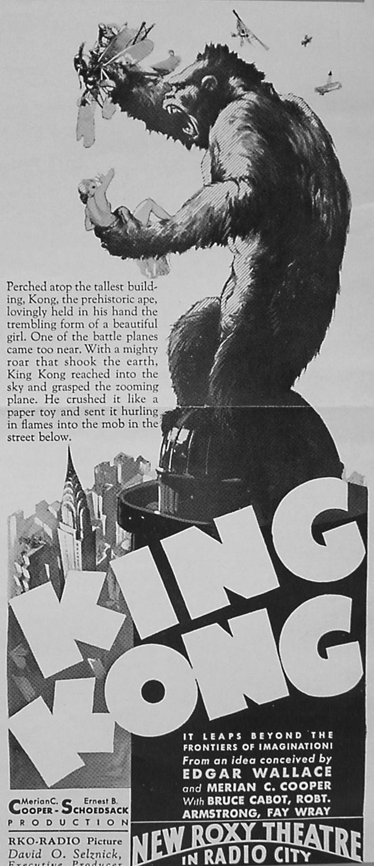 1933 king kong ad 01