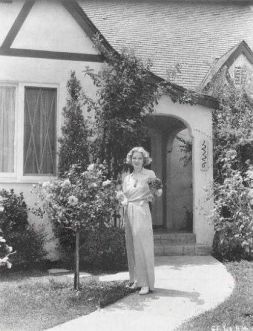 glenda farrell home 1936a