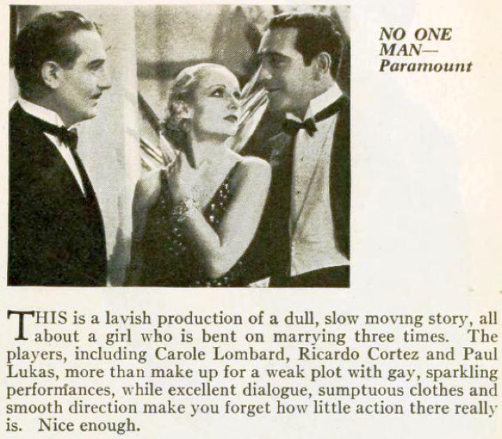 carole lombard photoplay march 1932cb
