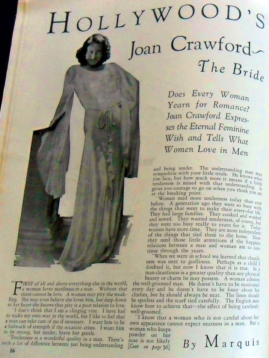 silver screen february 1931ab