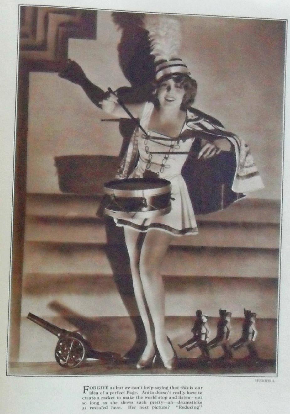 silver screen february 1931cc