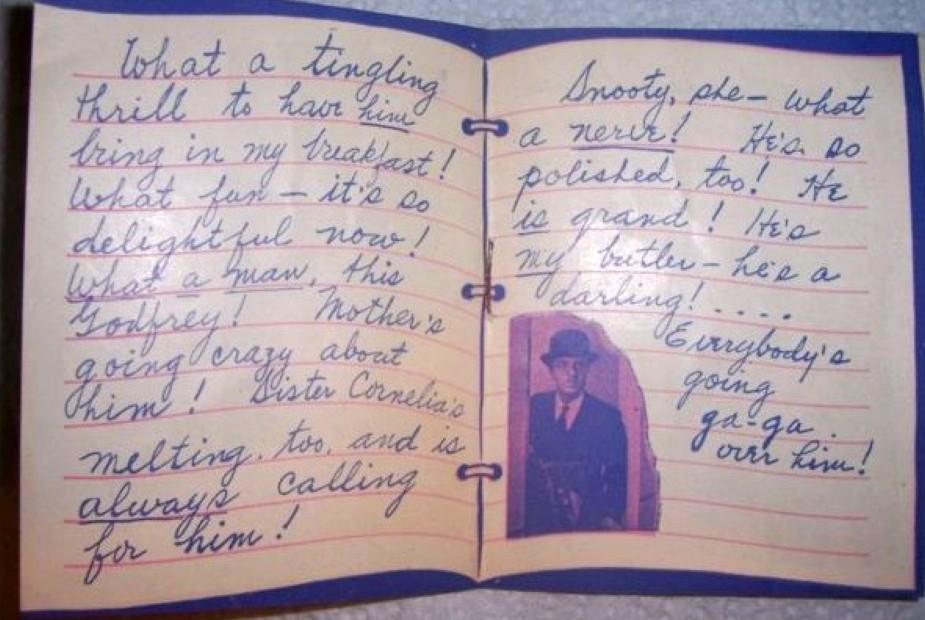 carole lombard my man godfrey diary of a debutante 04