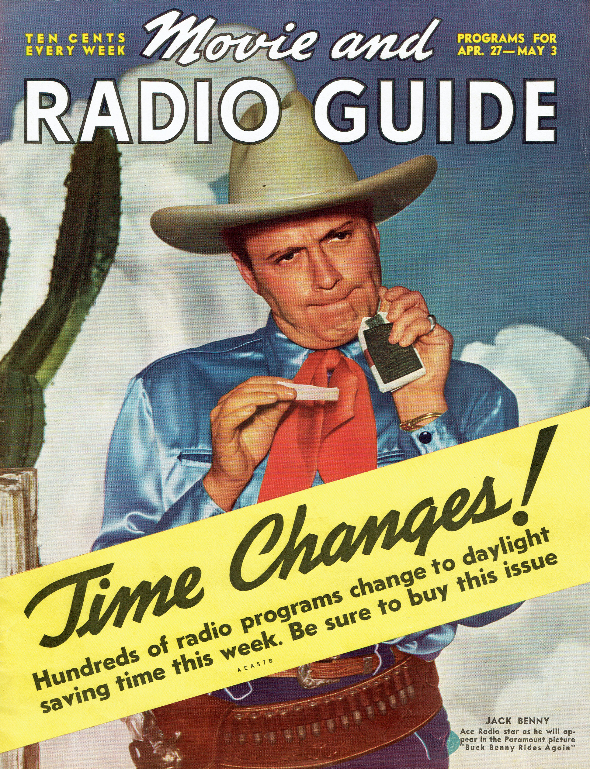 movie and radio guide 042740a cover