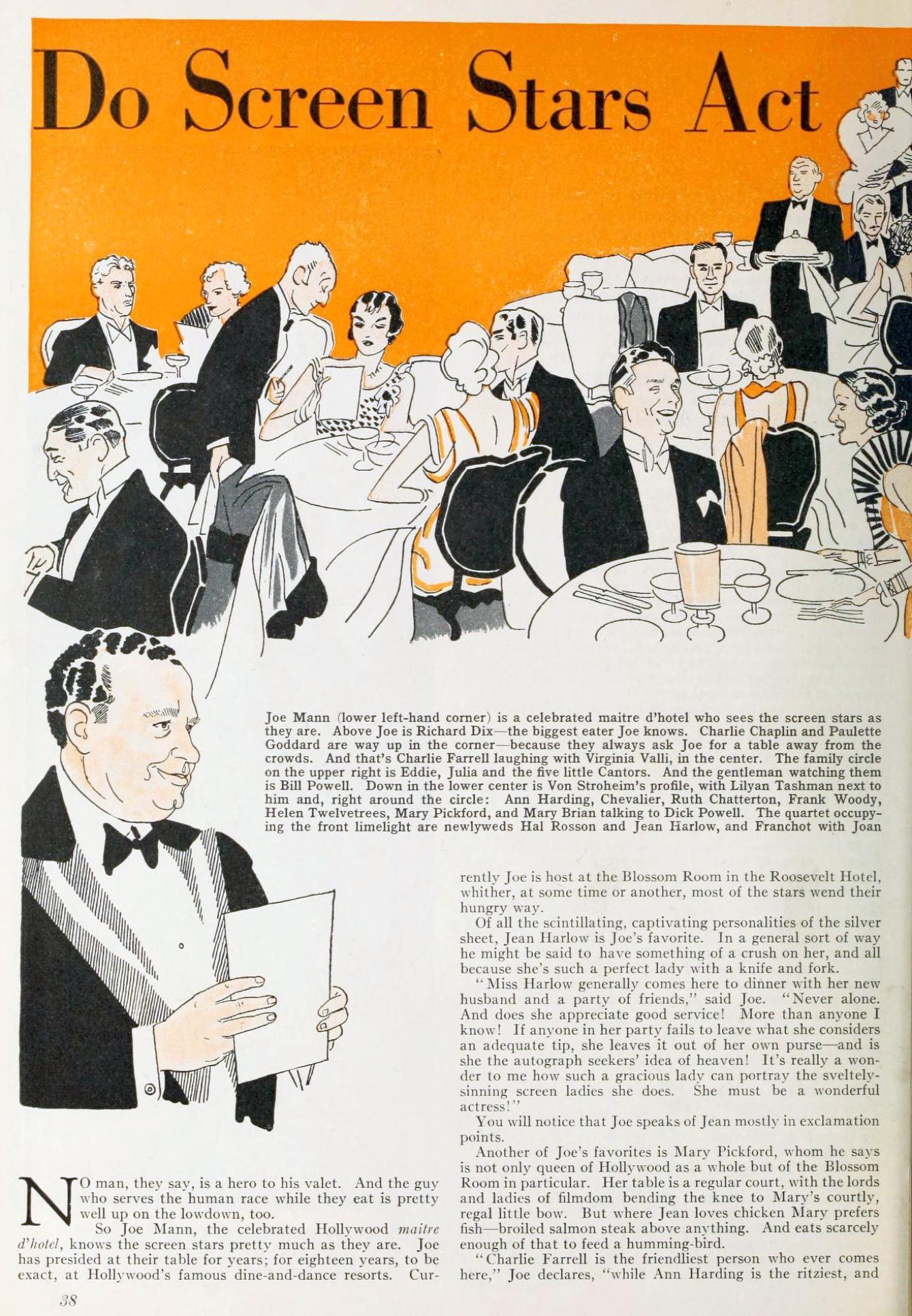 carole lombard photoplay january 1934fa