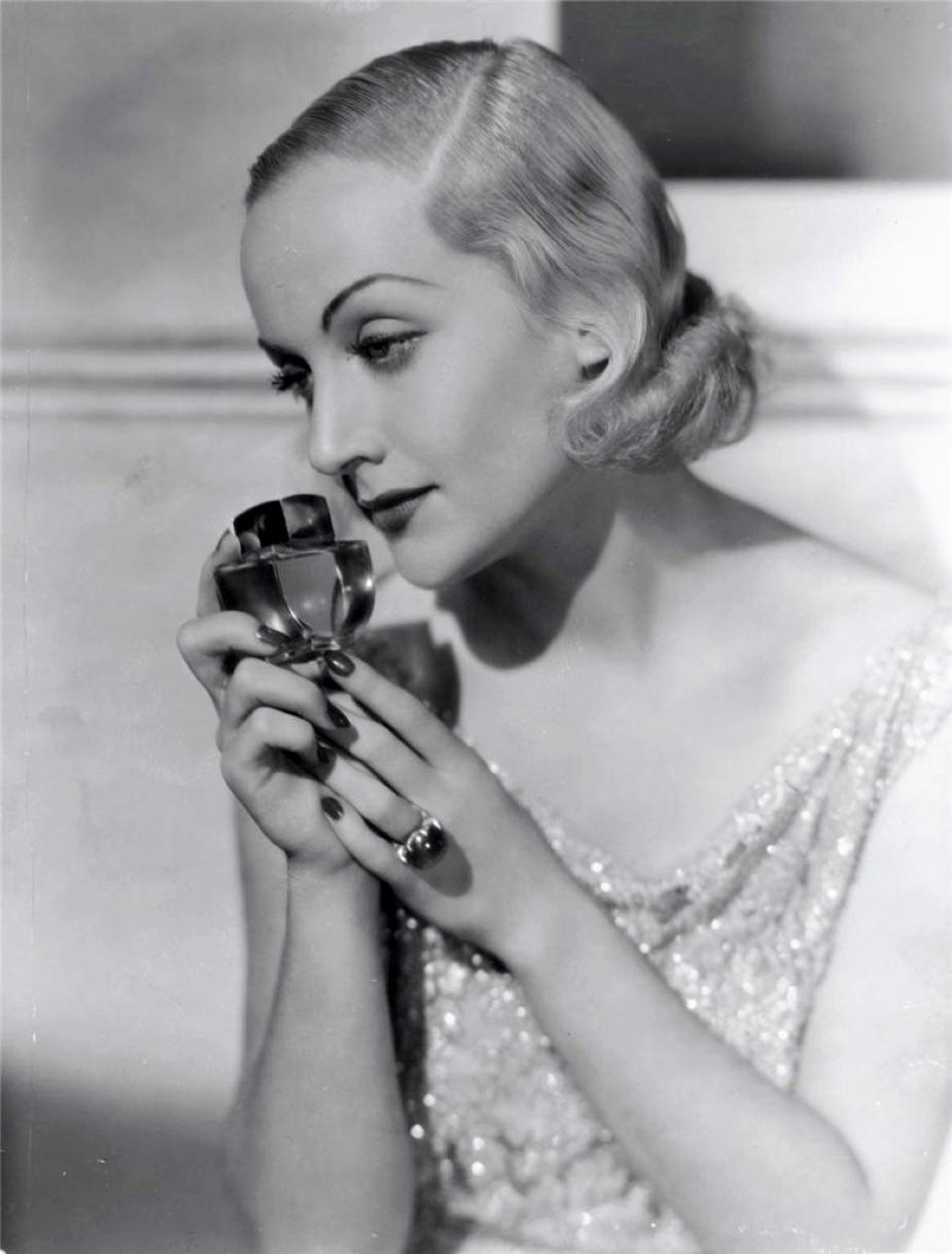 carole lombard photoplay january 1934ob front