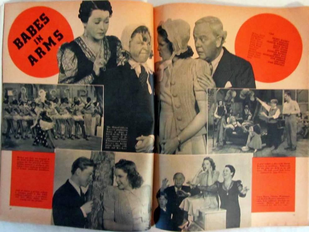 carole lombard screen book november 1939ba