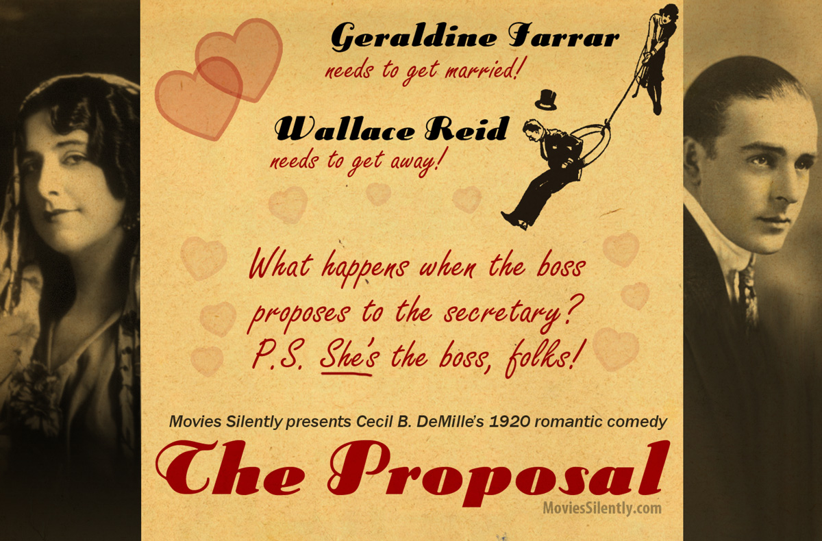 the great silent recasting the proposal 00