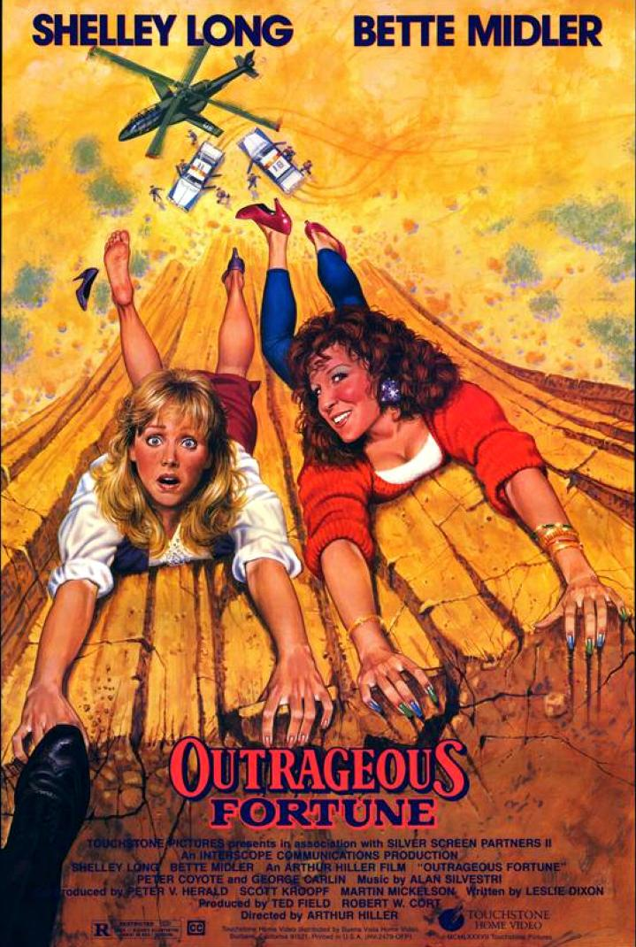 outrageous fortune poster 01b