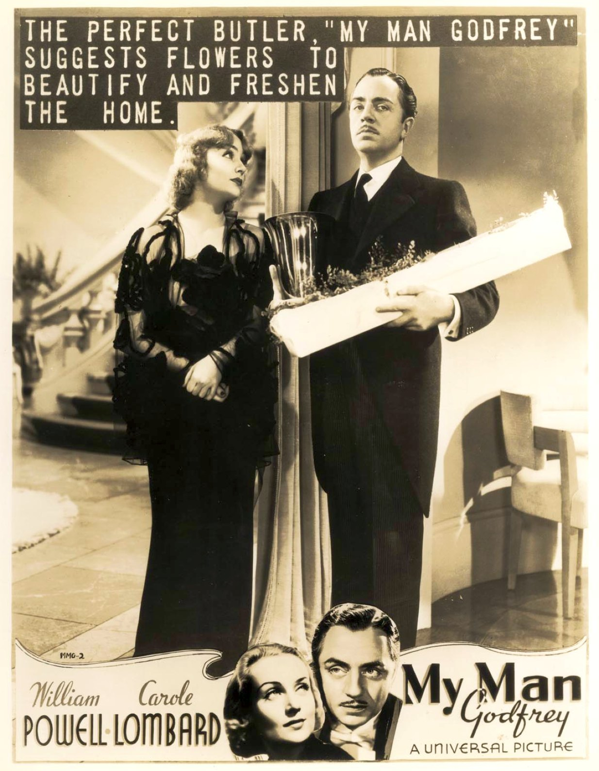 carole lombard my man godfrey advertising 10a