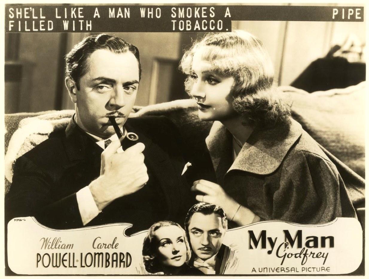 carole lombard my man godfrey advertising 13a