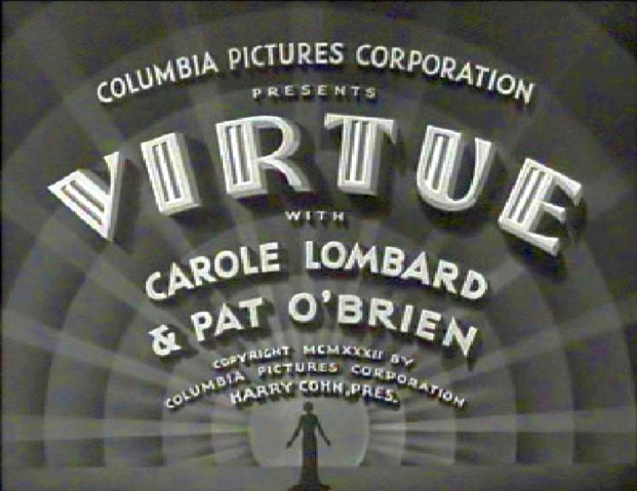 carole lombard virtue title card larger