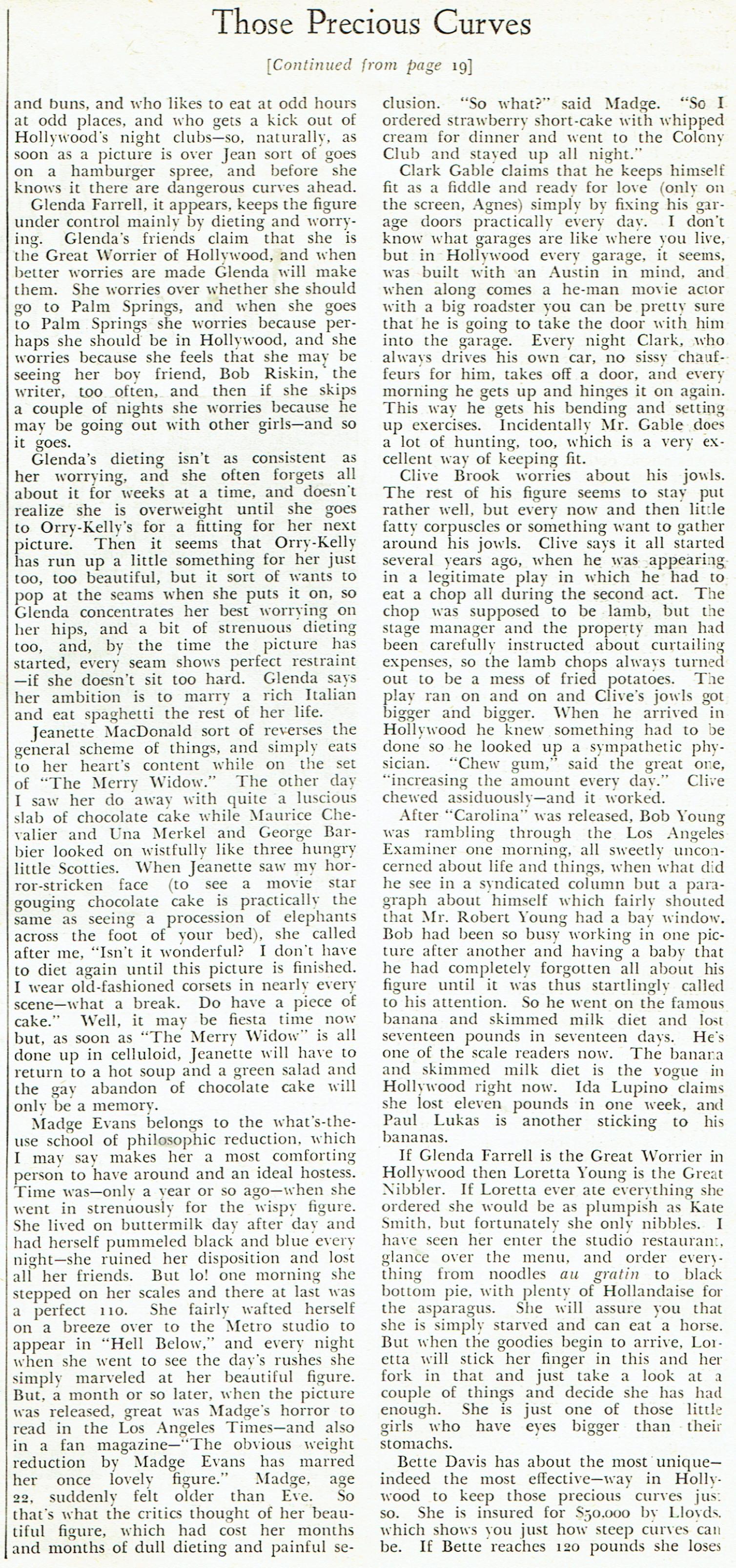 carole lombard silver screen august 1934c