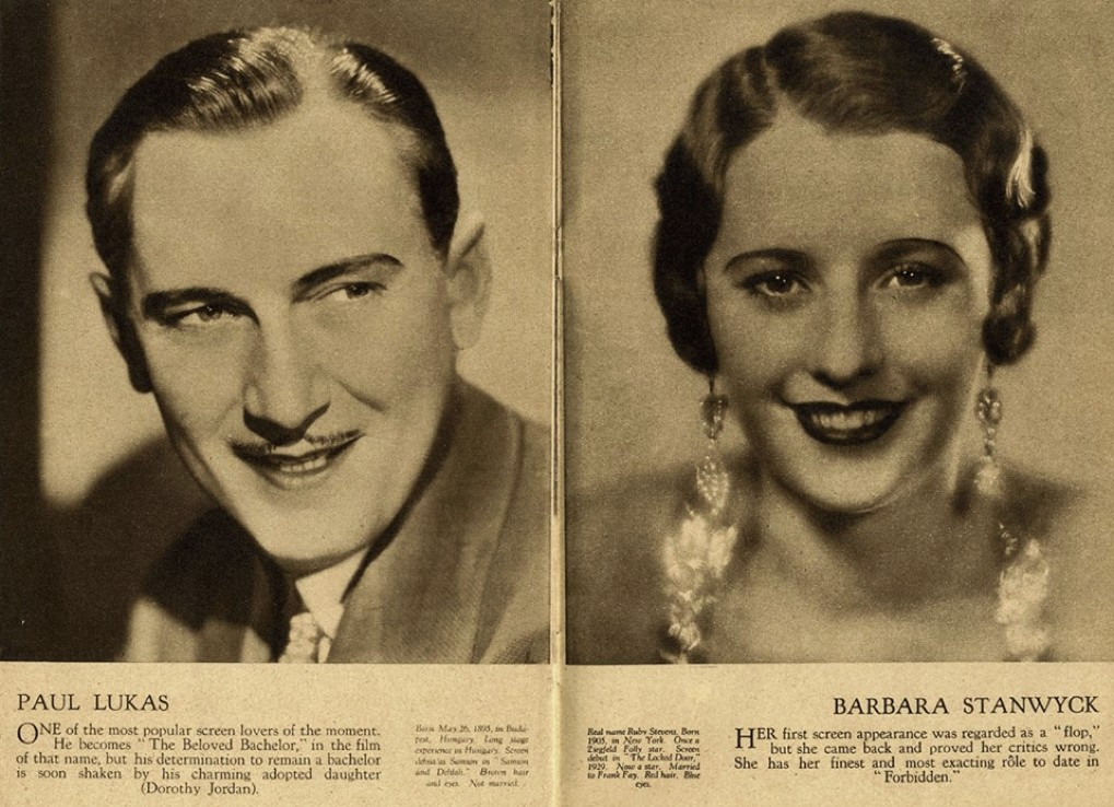 film weekly stars of the month june 1932ga