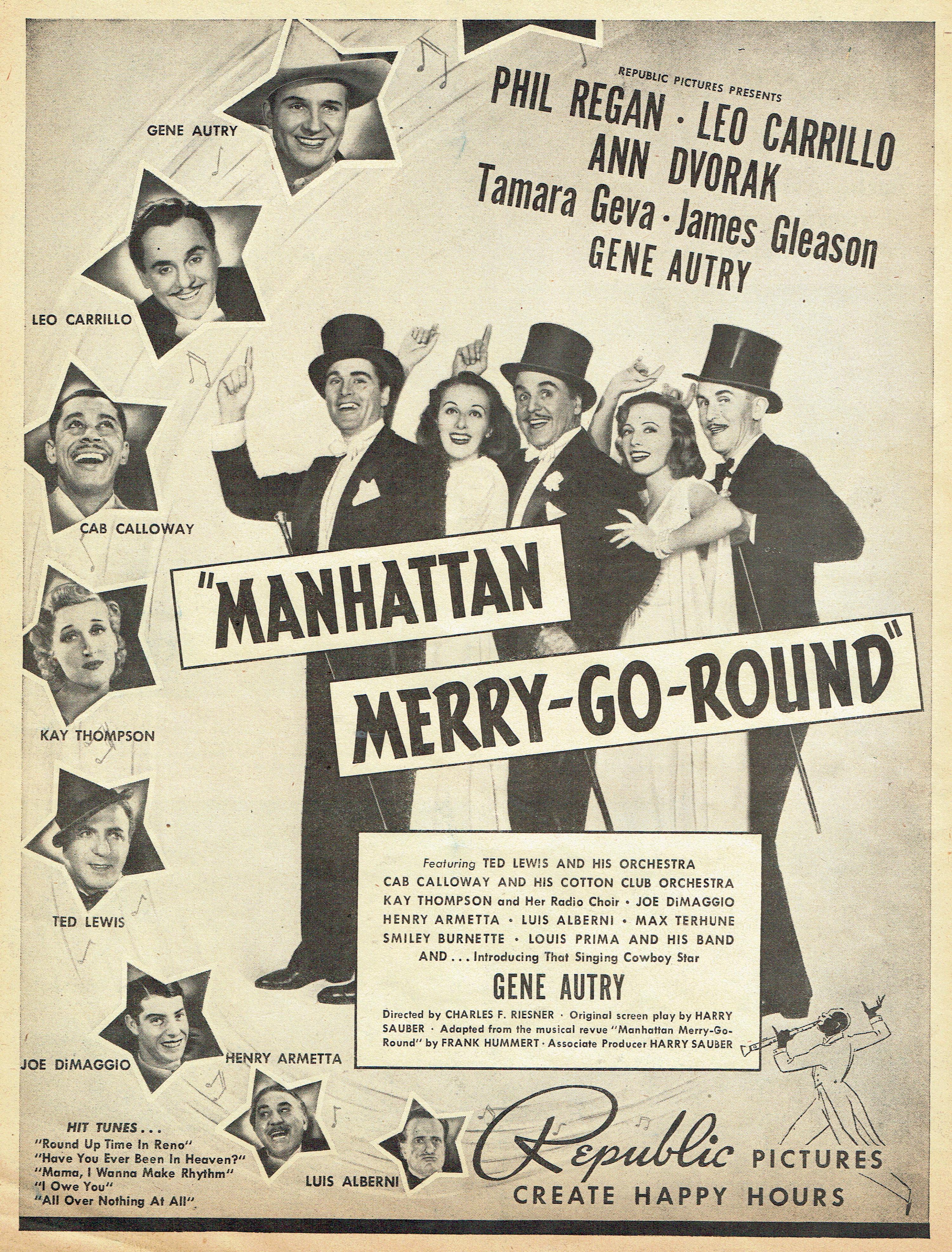 screen guide january 1938j