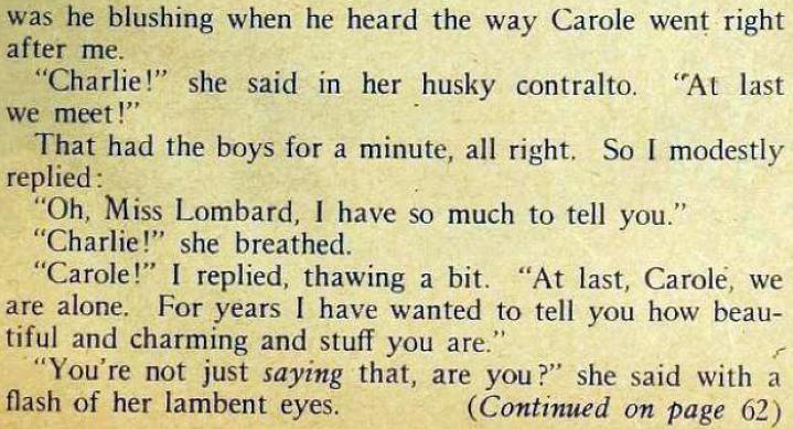 carole lombard radio mirror november 1937bc