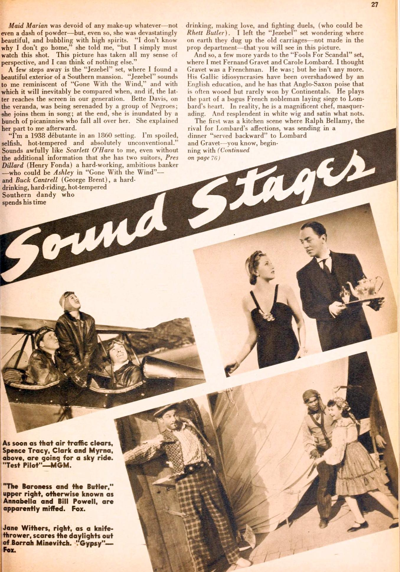 carole lombard picture play april 1938db