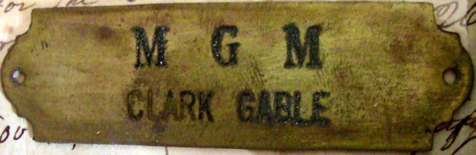 carole lombard clark gable dressing room tags 02a