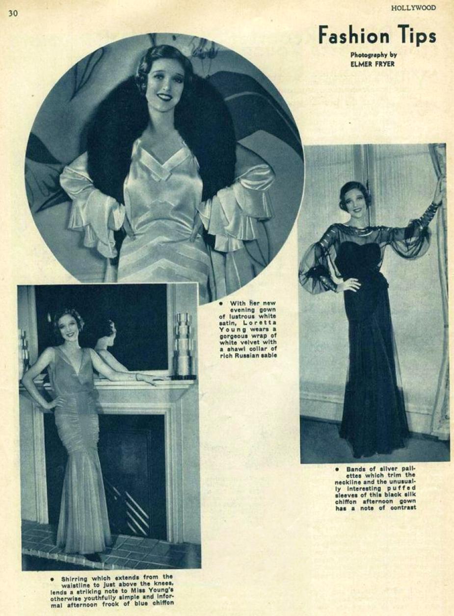 hollywood march 1931fa