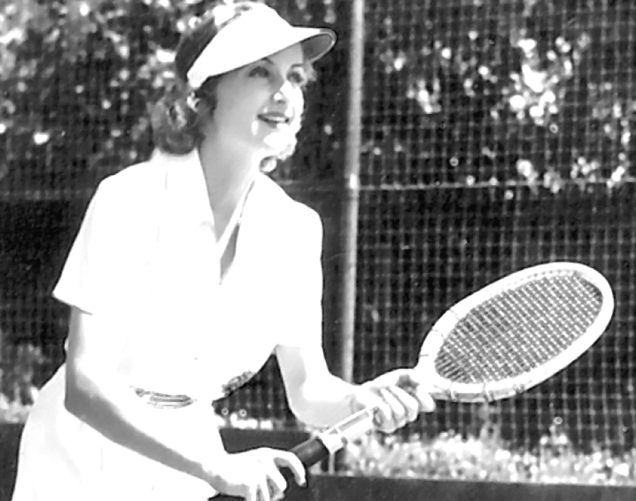 carole lombard tennis 10c