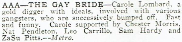 carole lombard screen play february 1935hb
