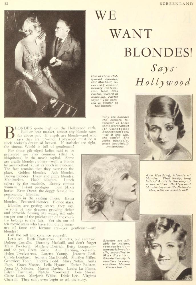 carole lombard screenland june 1931ia