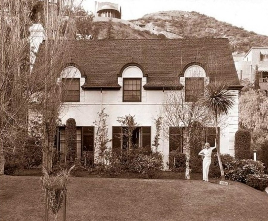 carole lombard hollywood boulevard home 38c